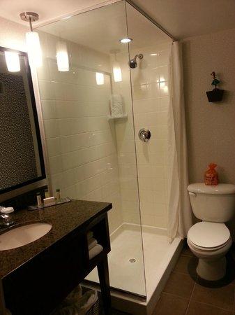 The Curtis Denver - a DoubleTree by Hilton Hotel: Bathroom