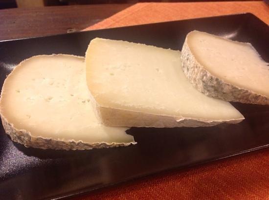 Osteria n. 1: I formaggi selezionati
