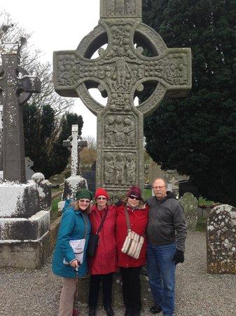 Boyne Valley Tours: Boyne Valley Celtic Cross