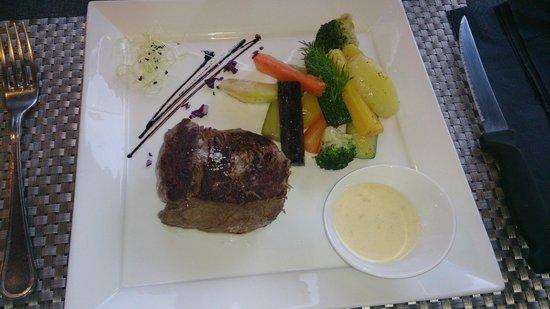 Hotel-Restaurant Le Spuller: Pavé de Rumsteak