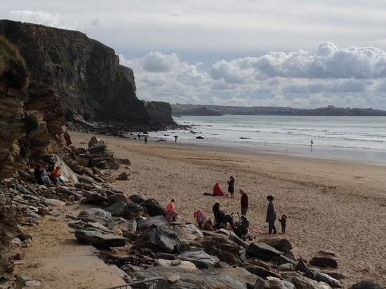 Beachcombers Apartments: Watergate Bay