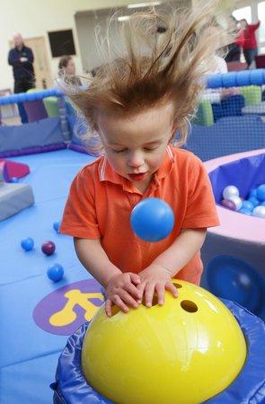 Little Stars: Ball Blower