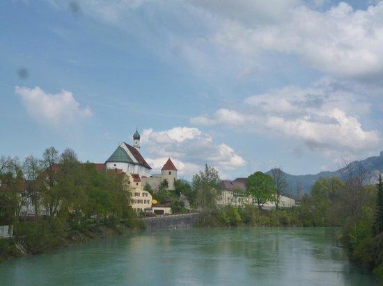 Altstadt von Fuessen: Fussen