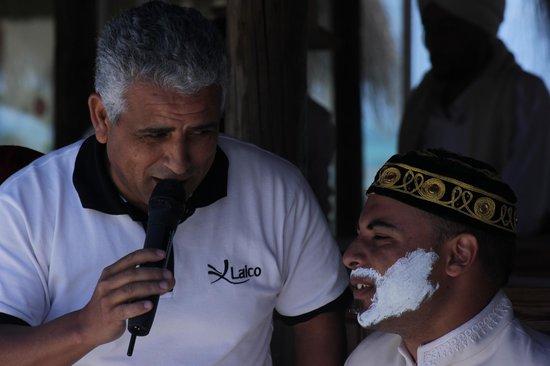 Winzrik Resort & Thalasso Djerba : manager