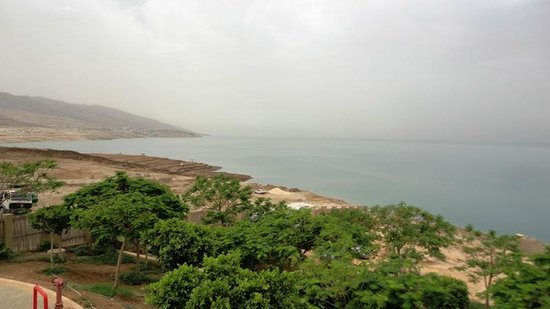Holiday Inn Resort Dead Sea: View from the resort