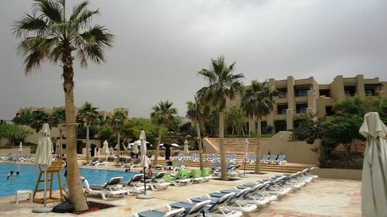 Holiday Inn Resort Dead Sea: One of the pools