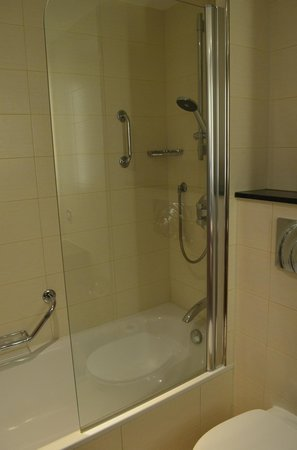 Hilton Reading: Shower/bath