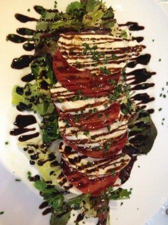 336: tomato mozarella salad