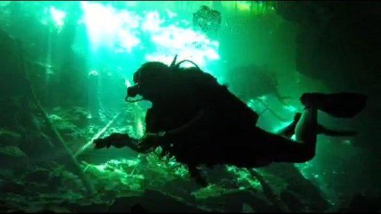 Diversity Diving: Cenote Kukulkan