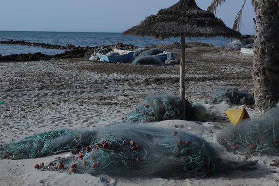Winzrik Resort & Thalasso Djerba: strand
