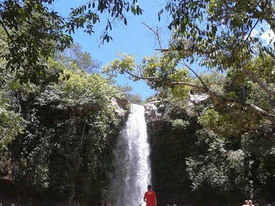 Abade Waterfall: Cachoeira