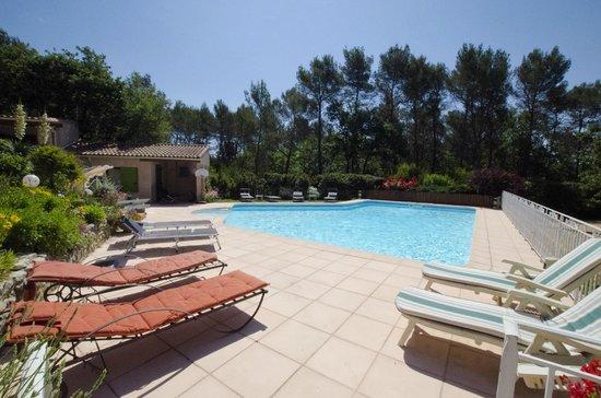 Villa Victoria B&B : Plage et piscine Villa Victoria Aix en Provence