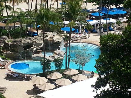 InterContinental San Juan : Pool