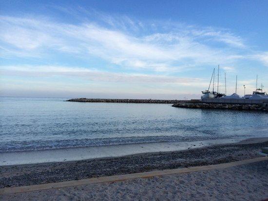 Holiday Inn Nice - Saint Laurent Du Var : The Beach