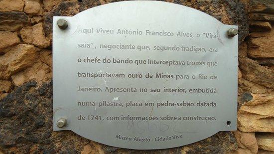 Aberto Cidade Viva Museum