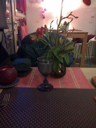 A Table : decoracion