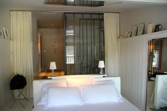 La Corniche : la chambre N°4