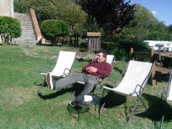 Hotel Relais San Lorenzo: il relax di mio marito