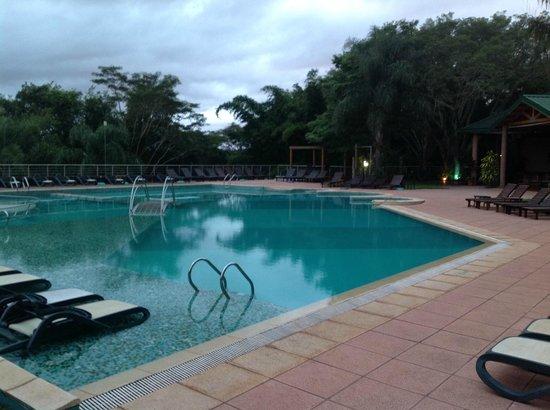 Amerian Portal del Iguazu : Beautiful pool