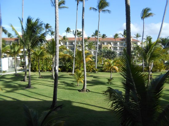 Now Larimar Punta Cana: The beautiful view from our room