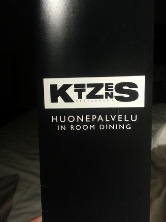 Radisson Blu Plaza Hotel, Helsinki: in room dinning: microwave warmed up panini 8.50 EUR... service fee 10 EUR