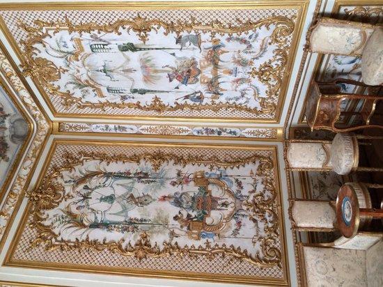 Château de Chantilly : The grand monkeys room