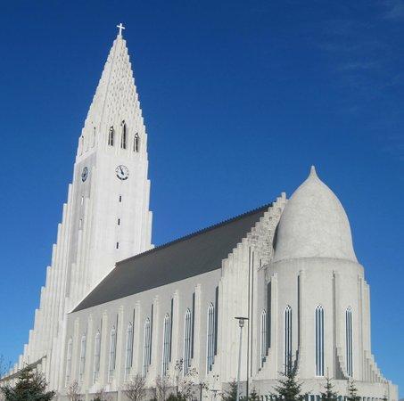 Iglesia de Hallgrímur (Hallgrimskirkja): Hallgrimskirkja