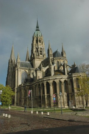 Notre Dame Cathedral: Bayeux cathedral