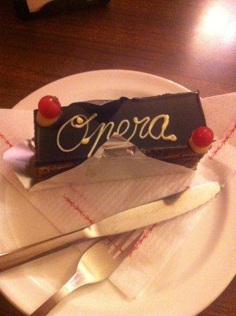 "Pastelerias Mauri: ""Opera"" al caffè"