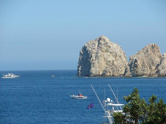 Casa Dorada Los Cabos Resort & Spa: View from Room 303