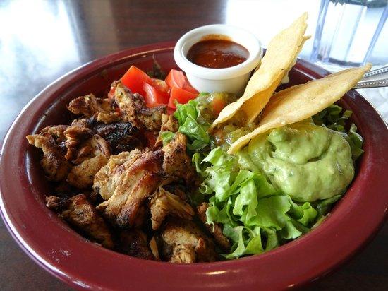 Duluth Grill: Big Chicken Burrito Bowl