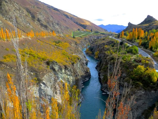 Queenstown Tours: Headed to Chard Farms Winery
