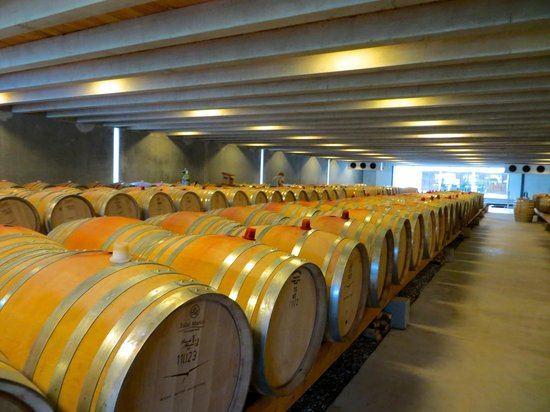 Queenstown Tours: Peregrin Winery