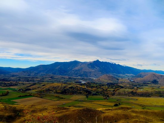 Queenstown Tours: The Remarkables Mountain Range