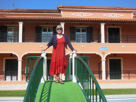 Dimitris Luxury Apartments: Dimitris appartementen