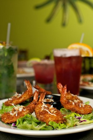 Island Pasta Company: 1/2 price Specialty Drinks Tues. & Thurs.