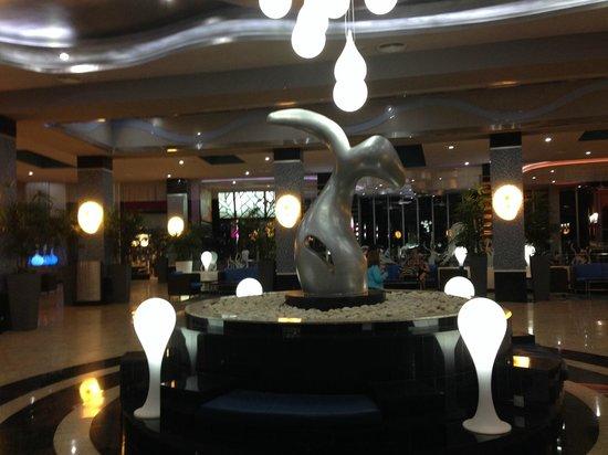 Hotel Riu Palace Costa Rica: Main Lobby