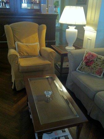 Hotel Executive Florence: Hall