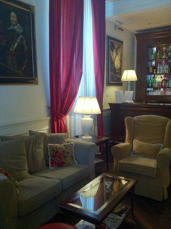 Hotel Executive Florence : Bar