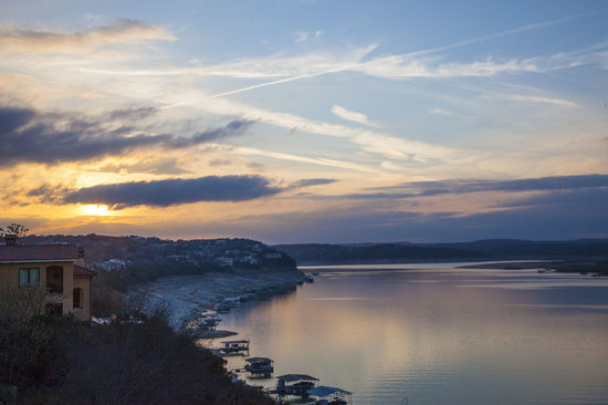 Lakeway Resort and Spa : Lake Travis Sunset
