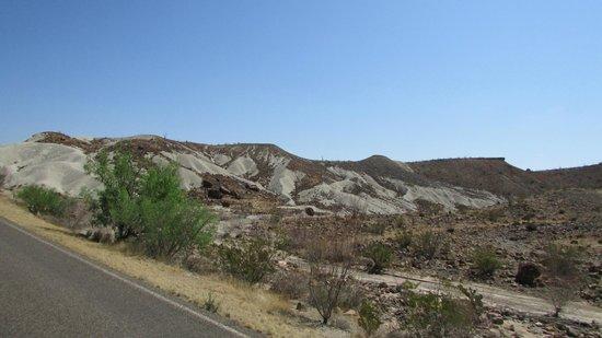 Far Flung Outdoor Center : Volcanic ash
