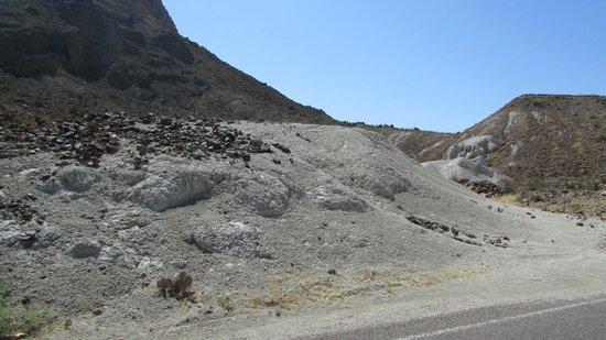 Far Flung Outdoor Center : More volcanic ash