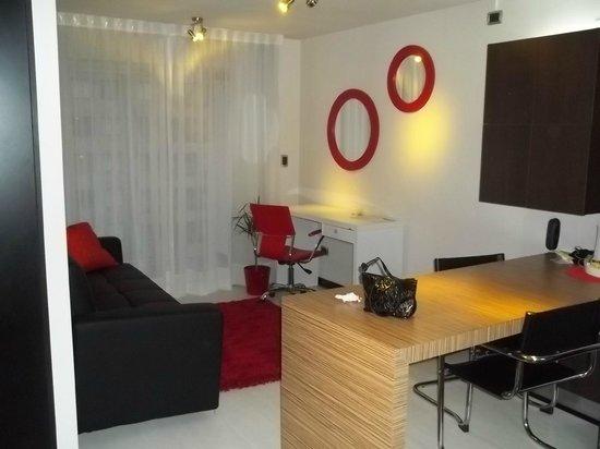 Gen Rooms: sala de estar