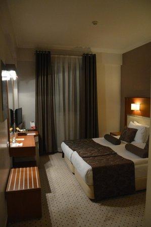 Blanca Hotel: camera