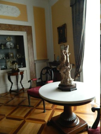 Villa San Gennariello b&b : salone