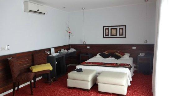 Gran Hotel Tourbillon : Quarto do casal