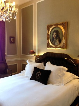 Hotel Heritage - Relais & Chateaux : Lovely decor