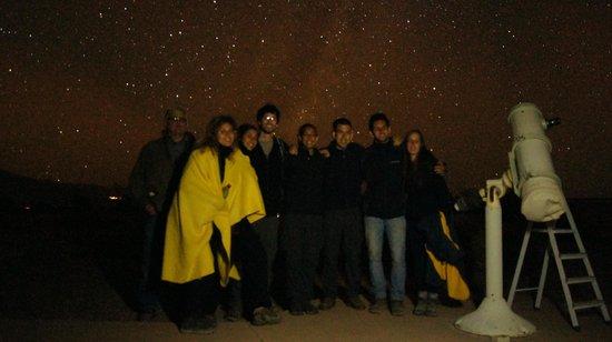 Altiplanico Atacama: Star gazer tour
