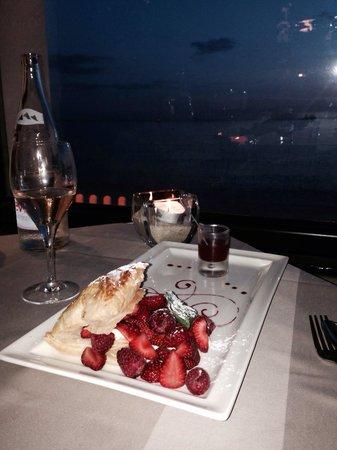 Cap Riviera : Delicious desert