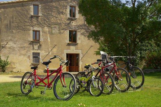 Mas Garriga: Bicicletas de todos los tamaños